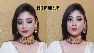 EID MAKEUP 2018 ||make up under 500 || Farmasi ||shystyles