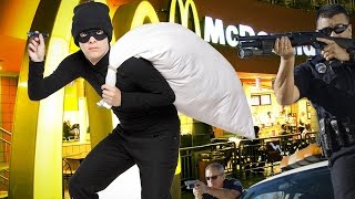 World's Dumbest Robbers