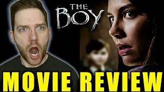 The Boy - Movie Review