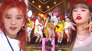 (G)I-DLE - Uh-Oh [SBS Inkigayo Ep 1010]