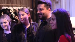Zuhair Murad's Fall Winter 2016 2017 Ready to Wear Press Presentation