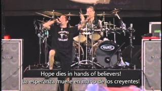 Walk With Me In Hell Lamb Of God Subtitulos Español With Lyrics