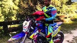 Crossfire XZ250RR feat. Rupesh Lama (Tyco)