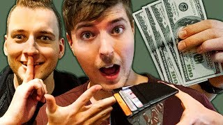 Mr. Beast got robbed! - Magic of Y with stars