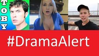 Zoie Burgher the PEDO? #DramaAlert Toby Turner Shut DOWN! Tanner Fox Accident