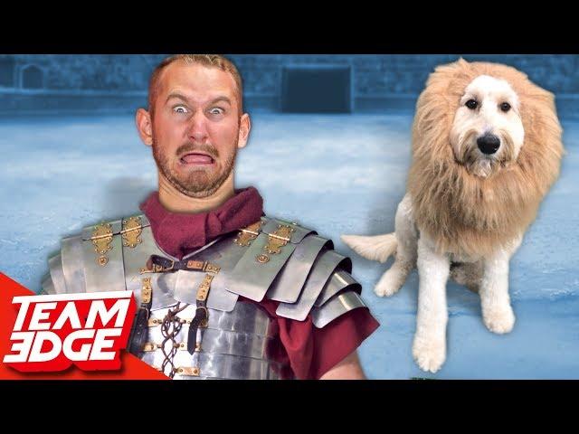 Escape The LION Challenge!! �