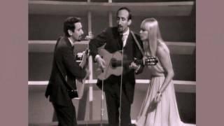Peter, Paul & Mary  ~  Early Morning Rain | 1966 |