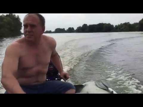 лодочный мотор рыбоход kit-комплект