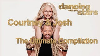 Dancing With The Stars Australia: Courtney & Josh - The Ultimate Compilation
