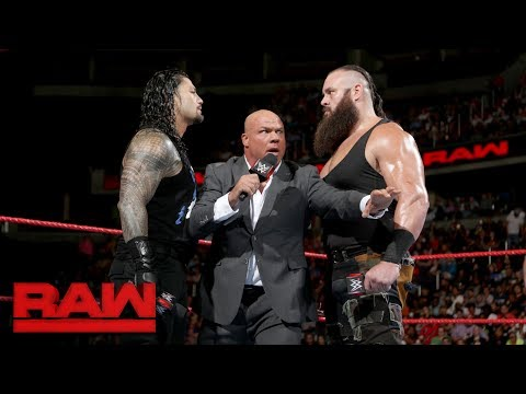 Xxx Mp4 Kurt Angle Reveals Who Will Challenge Brock Lesnar At SummerSlam Raw July 24 2017 3gp Sex