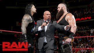 Kurt Angle reveals who will challenge Brock Lesnar at SummerSlam: Raw, July 24, 2017