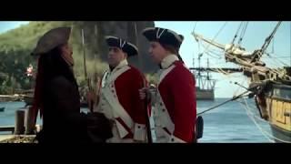 Jack Sparrow prova a rubare una nave ma....