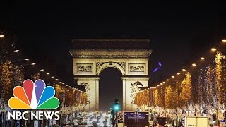 One Officer Killed, One Wounded In Paris Shooting | NBC News