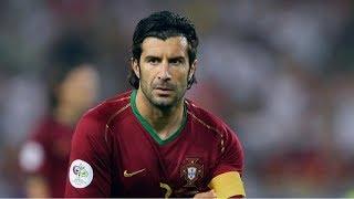 Luís Figo • The Ultimate Goals and Skills Show • 1995-2009