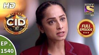 CID - Ep 1540 - Full Episode - 30th  September, 2018