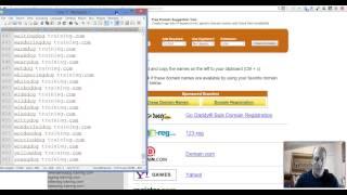 Picking a Winning Keyword Domain Name#