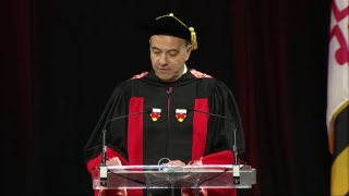 Smith School of Business Graduate Commencement Spring 2017