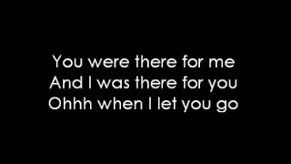 The Chainsmokers ft. Great Good Fine Ok - Let You Go (Lyrics) HQ