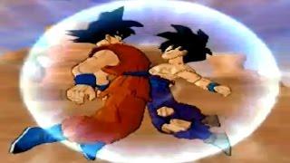 Fusion Gokhan VS Cell Mod Historia Dragon Ball Tenkaichi 3
