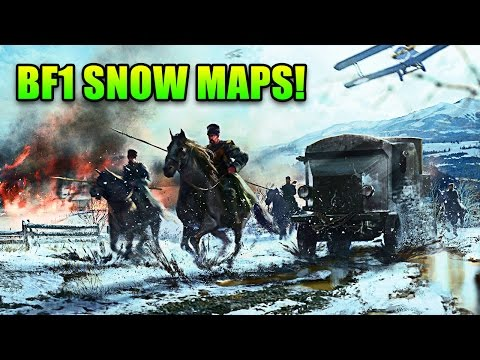 Battlefield 1 Snow Maps Coming This Week In Gaming