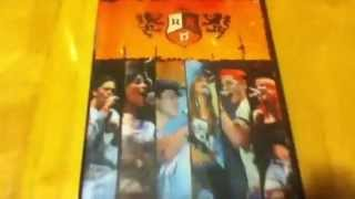 Unboxing my RBD DVD Collection