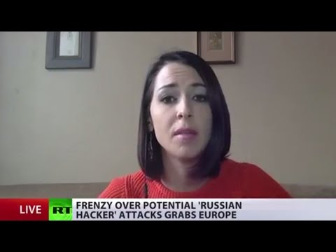 'They are the most scared of real reporting' Abby Martin blasts US intel hacking report