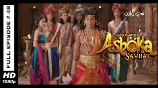 Chakravartin Ashoka Samrat - 8th April 2015 - चक्रवतीन अशोक सम्राट - Full Episode