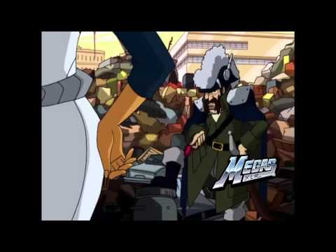 Megas XLR soundtrack - Return Of The Caveman