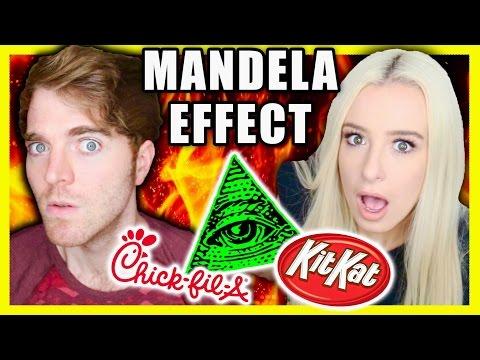 MANDELA EFFECTS with TANA MONGEAU
