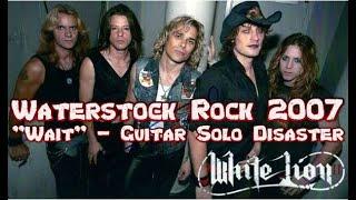 Wait - White Lion @ Waterstock Rock 2007