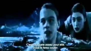 Titanic 1997. Deleted Scene. Die Sooner.