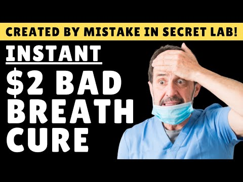 Xxx Mp4 Instant 2 Bad Breath Cure Angry Dentists Tried To BAN This 3gp Sex
