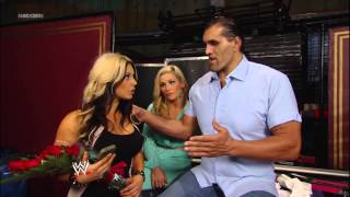 The Great Khali gives Kaitlyn relationship advice: SmackDown, May 3, 2013