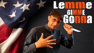 100 خطوة لإحتراف اللهجة الأمريكية | بطريقة التمثيل | (Lemme, Gimme, Gonna) الدرس الثالث (3)