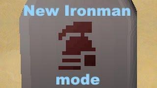 NEW HARDCORE IRONMAN MODE - will I be playing?