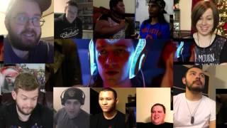 X-MEN APOCALYPSE - Official Trailer (Reactors League Reactions Mashup!!!)