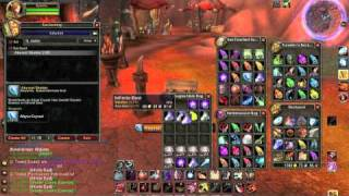 World of Warcraft Cataclysm: Shattering Abyss Crystals!
