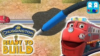 Chuggington Ready to Build - Help Wilson to Clean The Rail