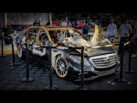 Xxx Mp4 Welcome To SEMA 2018 Ruined Cars And Lowered Standards 3gp Sex