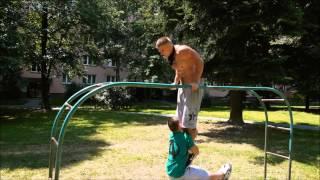 Adam Raw summer workout 2013