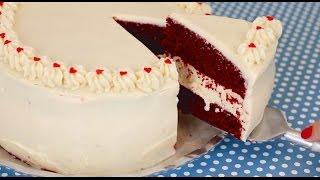 Red Velvet Cake Cheesecake - Gemma