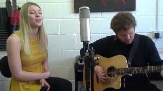 Walking on Sunshine Cover by Smiley Campbell