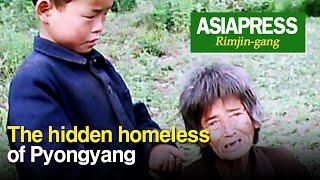 [North Korea Video Report] The hidden homeless of Pyongyang