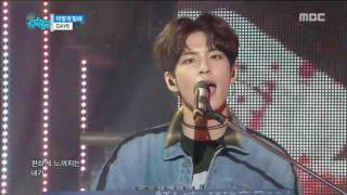 Day6 'How can I say' @Music show compilation. *wink*