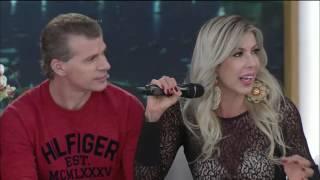 Xuxa reúne casais eliminados do Power Couple