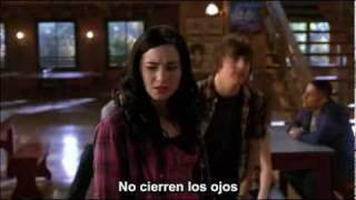 Demi Lovato - Can´t Back Down (Official Full Movie Scene) Camp Rock 2: The Final Jam