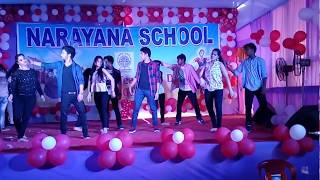 Teachers day dance