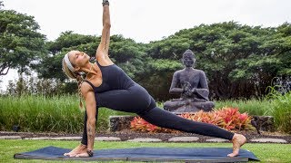 Blissful Yoga Flow  ♥ One Yoga Class To Rule Them All