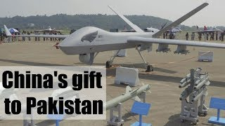 China to sell 48 high-end military drones to Pakistan