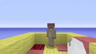 Llamas With Hats 2-In Minecraft!
